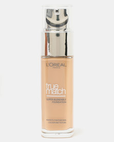 L'Oreal True Match Foundation Caramel 6.5W