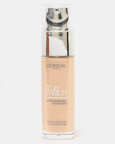 True Match Foundation Cream Beige 3N