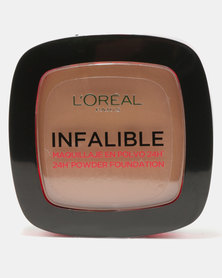 DISC Loreal Infallible Powder Mahogany 370