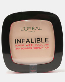 DISC L'Oreal Infallible Powder Warm Vanilla 123