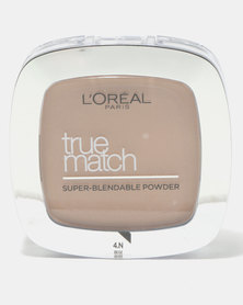 L'Oreal True Match Powder Beige N4