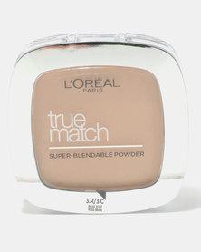 DISC L'Oreal True Match Powder Rose Beige R3/C3