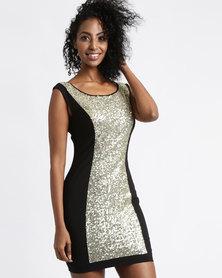 Vero Moda Abigail Dress Black