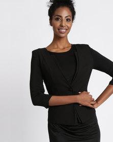 Vero Moda Balibar Blazer Black