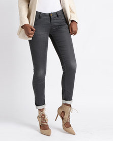 Only Skinny Denim Grey