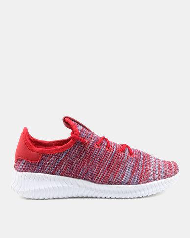 Tom_Tom Infinity Sneakers Red Multi