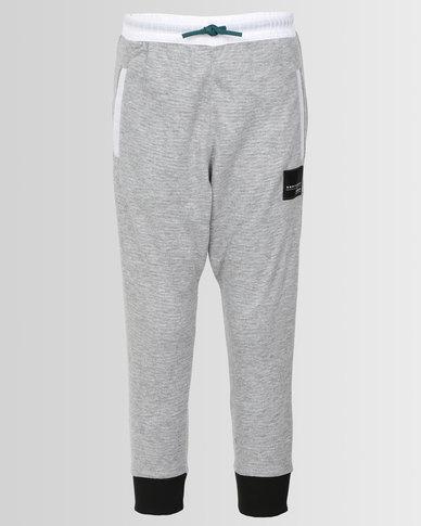 adidas J EQT LC Pants Grey