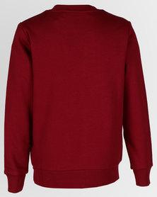 Adidas J TRF Crew Sweatshirt