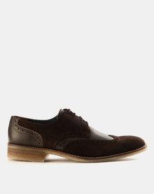Watson Elite Adam Shoes Chocolate