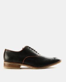 Watson Elite Adam Formal Shoes Black