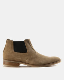 Watson Elite Adam Boots Grey