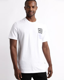 Converse Cons Stamped Tee White