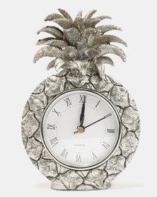 Fabricor Pineapple Clock Grey