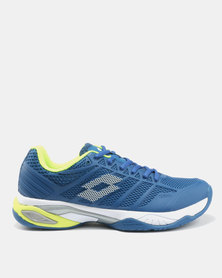 Lotto Viper Ultra IX SPD Sneakers Blue Oil/White