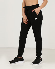 adidas Performance Ladies Essential Pants Black/White