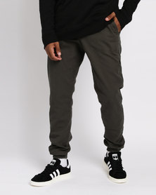 Rip Curl Beach Mission Track Pants Olive Green