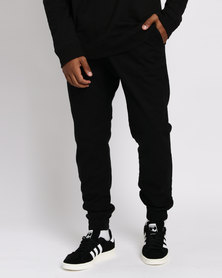 Rip Curl Beach Mission Track Pants Black