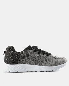 Tom_Tom Sport Sneakers Black/Light Grey/Dark Grey