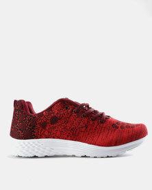 Tom_Tom Sport Sneakers Burgundy/Red/Black
