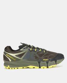 Merrell Agility Peak Flex Sneakers Beluga & Olive