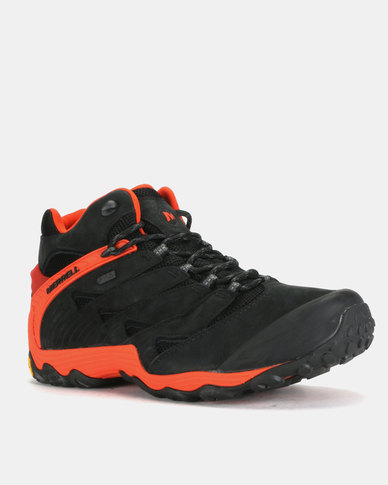 Merrell Cham 7 Mid WTPF Sneakers Fire