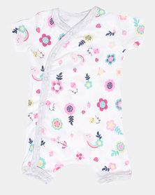 Creative Design Baby Romper Floral
