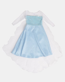 Fairy Shop Elsa Dress Blue