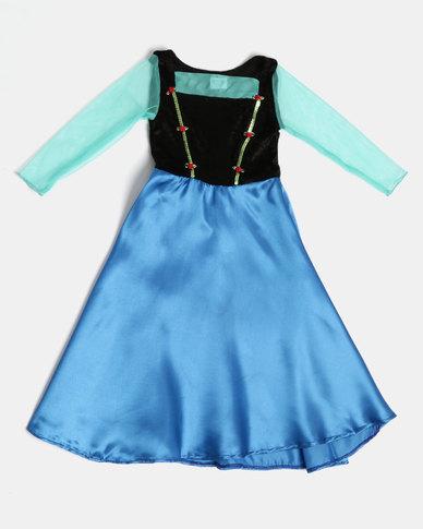 Fairy Shop Snow Princess Dress Multi