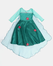 Fairy Shop Spring Princess Dress Green