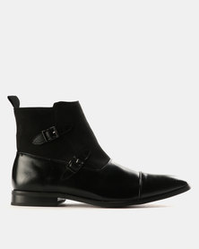 Mazerata Grazie 36 Formal Boots Black