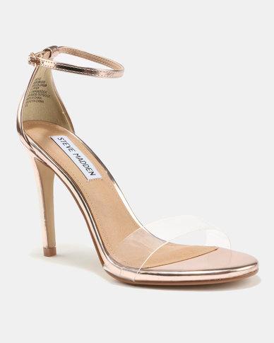 c52771cc2a2 Steve Madden Stecy-C Heels Gold