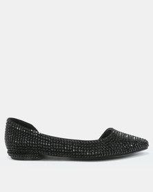 Steve Madden Estella-R Shoes Black