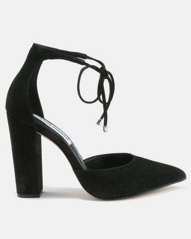 31173576597 Steve Madden Pampered Heels Black