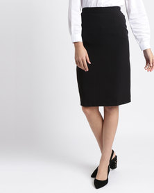 Duchess Didi Skirt 60cm Length Black