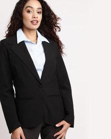 Duchess Rosa Jacket Long Sleeve Black