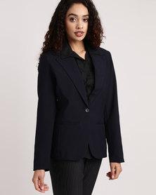 Duchess Rosa Jacket Long Sleeve Navy