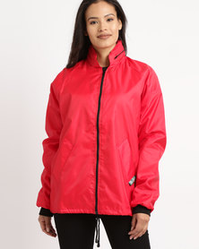 Mac Jack All Weather Mac Jacket Red