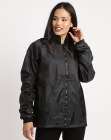 Mac Jack All Weather Mac Jacket Black