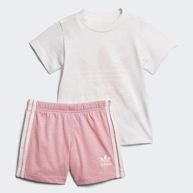 Shorts and Tee Set