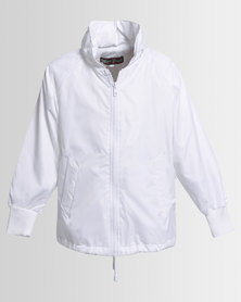 Mac Jack All Weather Mac Jacket White