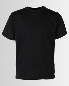 Ultimate T Classic Sports T-Shirt Black