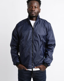 Mac Jack All Weather Mac Jacket Navy