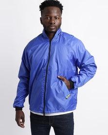 Mac Jack All Weather Mac Jacket Royal Blue