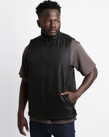 Mac All Weather Classic Padded Bodywarmer Gillet Black
