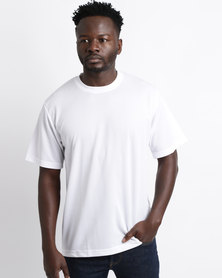 Ultimate T Classic Sports T-Shirt White