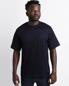 Ultimate T Classic Sports T-Shirt Navy