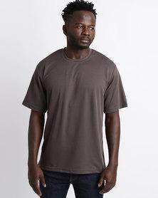 Ultimate T Classic Sports T-Shirt Charcoal
