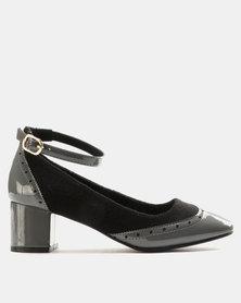 Dolce Vita Frankfurt Heels Grey/Black
