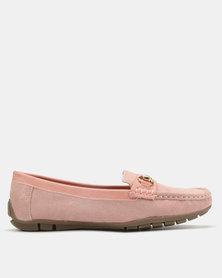 Dolce Vita Tunis-507 Leather Flats Mink
