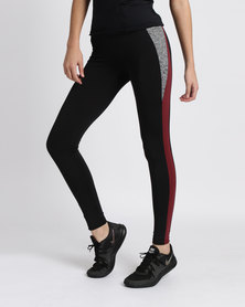 Fifth Element Moscow Leggings Black